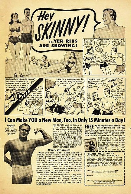 Daily Images | Charles Atlas