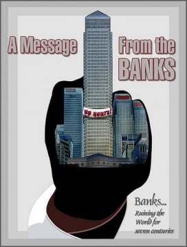 A Message from the Banks
